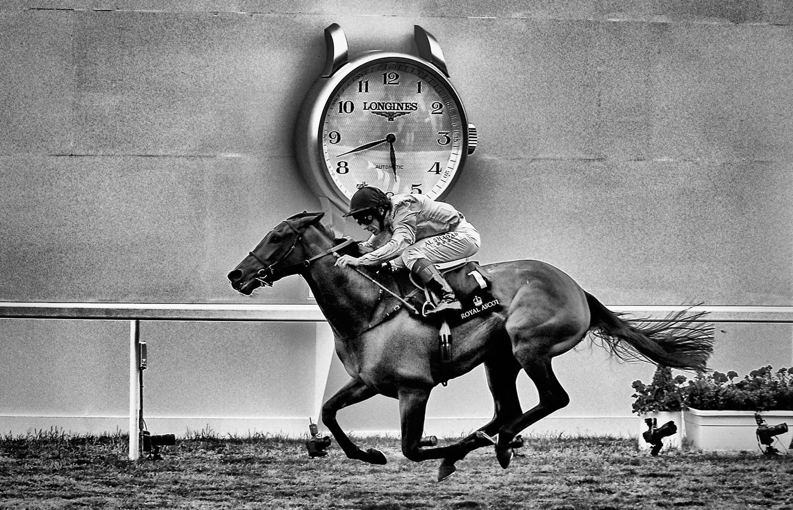 Longines World's Best Jockey